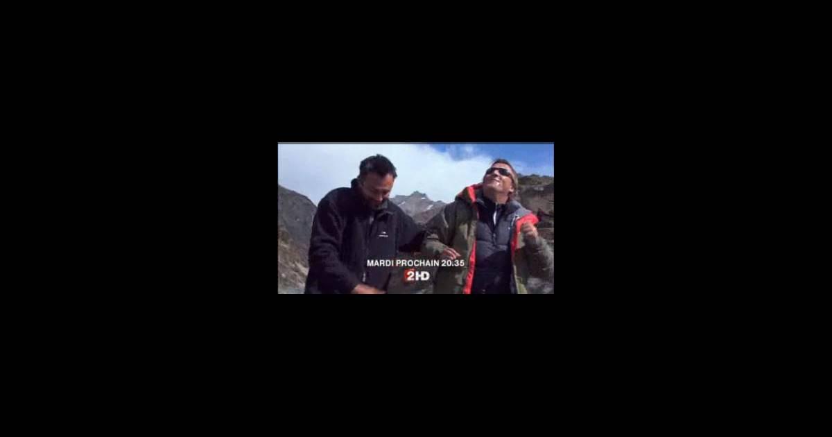 Rencontre en terre inconnue gilbert montagne