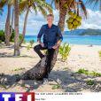 """Denis Brogniart, animateur de """"Koh-Lanta, la guerre des chefs"""", sur TF1"""
