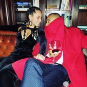 Alicia Keys : En confinement, son mari lui fait des manucures