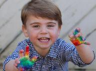 Le prince Louis a 2 ans : Kate Middleton dévoile de jolis portraits
