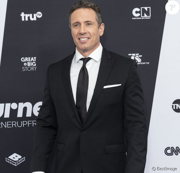 "Info - Chris Cuomo atteint du coronavirus (COVID-19) - Chris Cuomo au photocall de ""2018 Turner UpFront"" à New York, le 17 mai 2018."