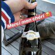 Karine Ferri gâtée par son mari Yoann Gourcuff pour son anniversaire - Instagram, 25 avril 2020