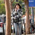 Exclusif - Jessie J se promène à Los Angeles, le 16 janvier 2020.