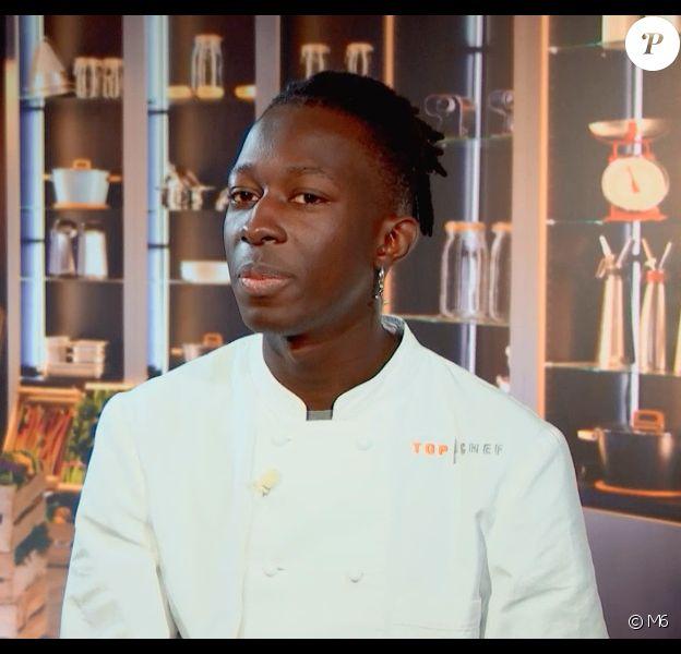 """Mory - Episode de la guerre des restos dans """"Top Chef 2020"""" sur M6, le 29 avril 2020."""