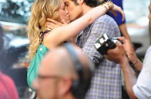 Quand Hilary Duff embrasse à pleine bouche le chéri de Blake Lively, c'est so romantic !