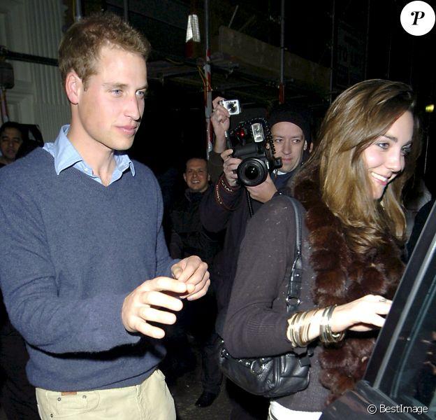 Kate et William : un gars, une fille, 20 ans d'un amour pas si paisible - Madame Figaro