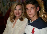 Valérie Trierweiler, privée de son fils Léonard, exprime sa tristesse