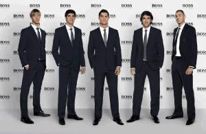Cristiano Ronaldo et ses copains du Real deviennent des Boss du style...