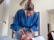Justin Bieber : Confiné, son épouse Hailey Baldwin l'aide à soigner son acné