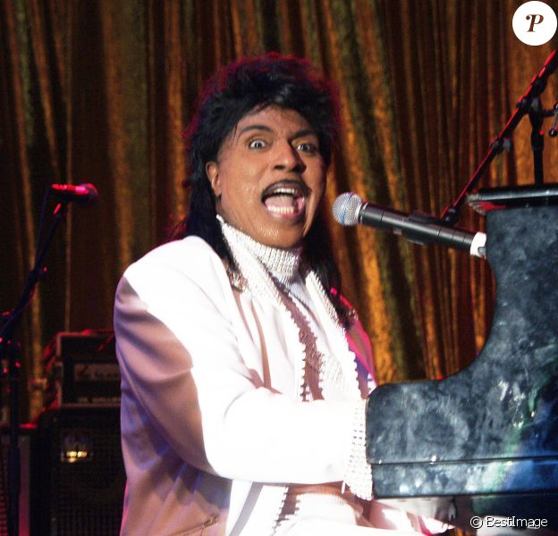 Little Richard à Las Vegas en 2013. Le génie du rock est mort à 87 ans le 9 mai 2020 à Los Angeles.