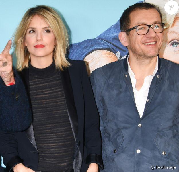 """Pierre Richard, Laurence Arné, Dany Boon - Première du film """"La ch'tite famille"""" à Munich en Allemagne le 12 mars 2018."""