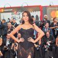 Info - Georgina Rodriguez, compagne de Cristiano Ronaldo, a perdu son père - Georgina Rodriguez - Arrivées à la cérémonie d'ouverture du 75ème festival du film de Venise, la Mostra le 29 août 2018.