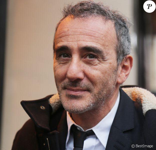 Elie Semoun Craque Sa Nouvelle Coiffure Drole De Point Commun Avec Son Fils Purepeople