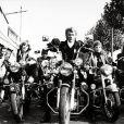 """Johnny Hallyday sur le tournage du film """"A Tout Casser"""" en 1968 © FINISTERE FILMS-Entertainment Pictures / Zuma Press / Bestimage"""
