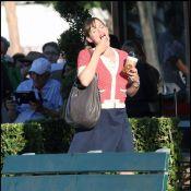Jennifer Garner qui se gave les muffins comme personne, nous avait caché... son sosie !