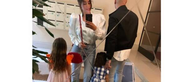 Amel Bent partage une photo de sa famille pour la fin du ramadan