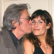 """Astrid Veillon sauvée par Alain Delon : """"Je n'avais plus goût à la vie"""""""