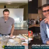 Tous en cuisine : Cyril Lignac et Jérôme Anthony, histoire d'une amitié