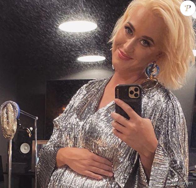 Katy Perry sur Instagram le 28 mai 2020.