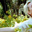 """Katy Perry dévoile son ventre de femme enceinte en se dénudant entièrement dans le clip de sa chanson """"Daisies"""". Los Angeles. Le 14 mai 2020"""