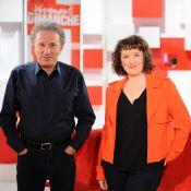 Vivement dimanche : Michel Drucker en tête-à-tête avec Anne Roumanoff