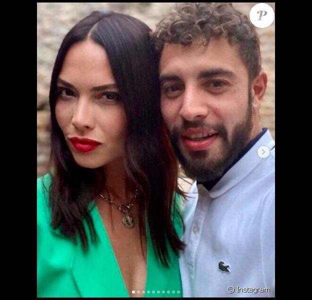 Marwan Berreni en couple avec Tiphaine. Photo postée sur Instagram en mai 2020.
