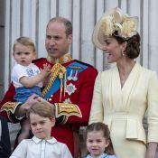 Prince William : Jolie photo de famille avec George et Charlotte, signée Kate