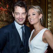 Elodie Gossuin : Tendres étreintes avec Bertrand pour un jour très spécial...
