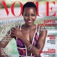 Lupita Nyong'o, photographiée par Mikael Jansson pour Vogue. Numéro de juillet 2014.
