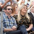 Kelly Clarkson et son mari Brandon Blackstock à Hollywood, le 22 août 2018.