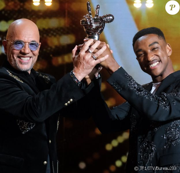 """Abi, grand gagnant de """"The Voice 2020"""" dans l'équipe de Pascal Obispo"""