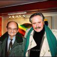 Sim - ici avec Victor Lanoux - nous a quittés le 6 septembre 2009, à l'âge de 83 ans...