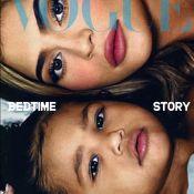 Kylie Jenner : En couverture de Vogue avec sa fille Stormi