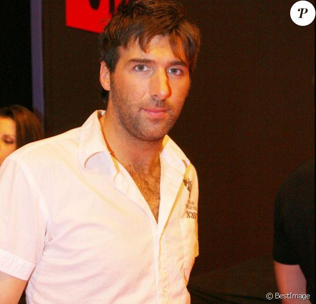 Félicien Taris de Loft Story 2 à Paris le 17 juin 2007.