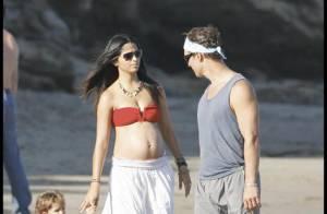Matthew McConaughey : Sa Camilla porte magnifiquement sa grossesse et son bout de chou copie... papa !