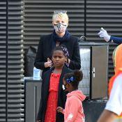 Charlize Theron : Sortie masquée avec ses filles qui ont bien grandi