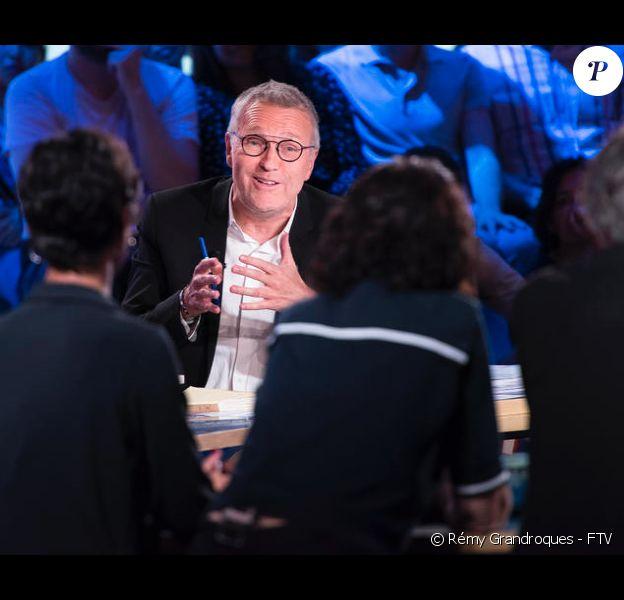 """Laurent Ruquier, présentateur de l'émission """"On n'est pas couché"""" sur France 2. Le 4 juillet 2020 sera dévoilé le dernier numéro du programme qu'il animait depuis quatorze ans."""