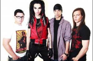 Découvrez la pochette... angoissante, du nouvel album de Tokio Hotel !