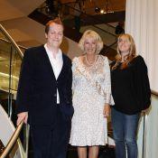 Camilla Parker Bowles retrouve son fils Tom et sa fille Laura pour divulguer... les petits secrets des Britanniques !