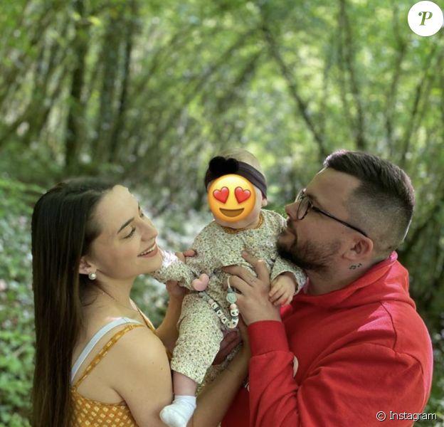 """Benoît, ex-candidat des """"Princes de l'amour"""" (W9) en 2017, avait trouvé l'amour auprès de Noémie. Le couple a accueilli Lyanna, leur petite fille, en septembre 2019. En juillet 2020, c'est la rupture."""