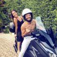 """Alban, ex-candidat de """"Koh-Lanta"""", prend la pose avec sa jolie compagne sur Instagram."""
