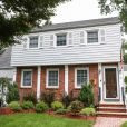 Exclusif - Vue de la maison de Ghislaine Maxwell dans le New Jersey, le 14 août 2019.