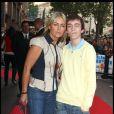 Patsy Kensit avec son fils Lennon, à l'occasion de l'avant-première de  The Firm , au Vue de Leicester Square, à Londres, le 10 septembre 2009 !