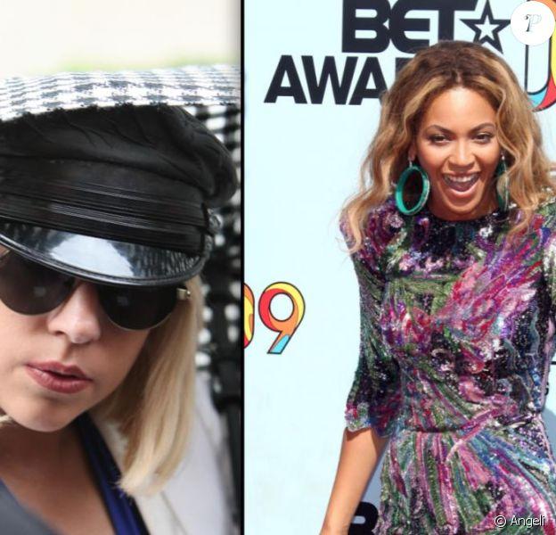 Lady Gaga ou Beyoncé : laquelle des deux l'emportera ?