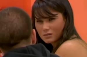 Secret Story 3 : Sabrina s'effondre, Jonathan en pleine crise de doutes... la Maison sombre dans la déprime ! Regardez...