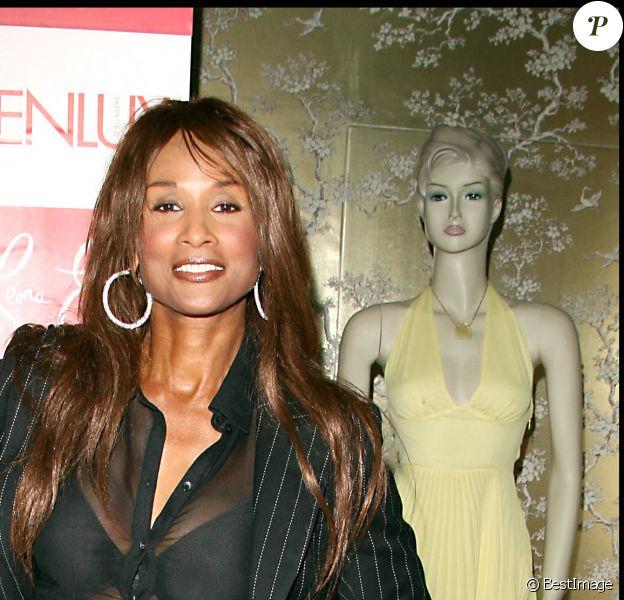 Beverly Johnson à West Hollywood le 14 mars 2006.