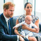 Meghan Markle et Harry : Archie importuné dans leur jardin, ils portent plainte