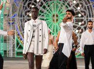 Dior : Premier défilé post-Covid de la maison, sans public et avec des masques