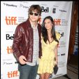 Ashton Kutcher et Demi Moore, à l'occasion de la présentation de  The Joneses , au Festival International du Film de Toronto, le 13 septembre 2009 !