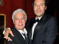 Nicolas et Guy Bedos, leur dernier Noël avec Gisèle Halimi : souvenir en photo